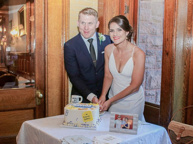 Dennis and Michaeelena's Wedding in Geneva, New York 13