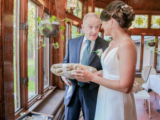 Dennis and Michaeelena's Wedding in Geneva, New York 15