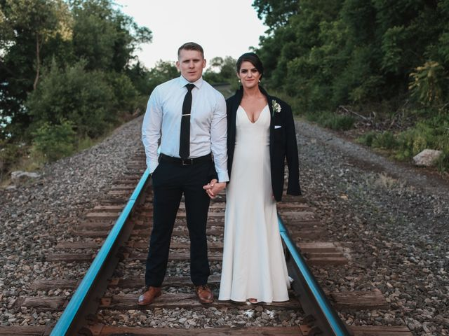 Dennis and Michaeelena's Wedding in Geneva, New York 23