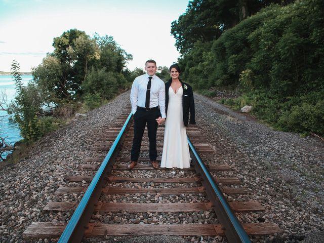 Dennis and Michaeelena's Wedding in Geneva, New York 24
