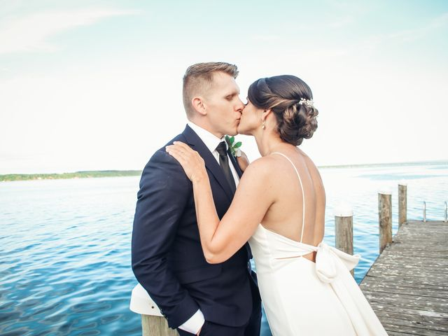 Dennis and Michaeelena's Wedding in Geneva, New York 27