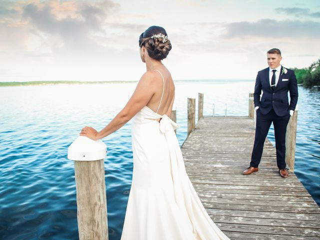 Dennis and Michaeelena's Wedding in Geneva, New York 32