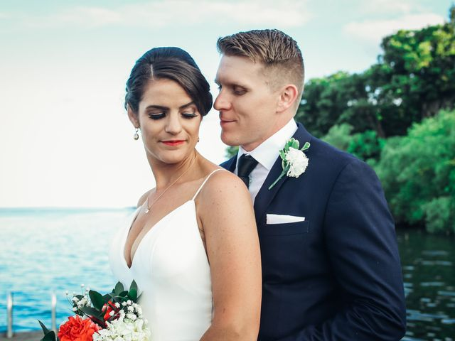 Dennis and Michaeelena's Wedding in Geneva, New York 33