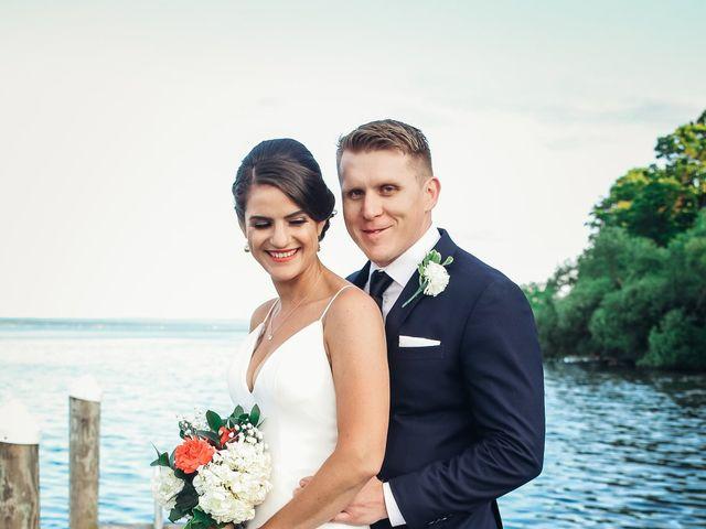Dennis and Michaeelena's Wedding in Geneva, New York 34