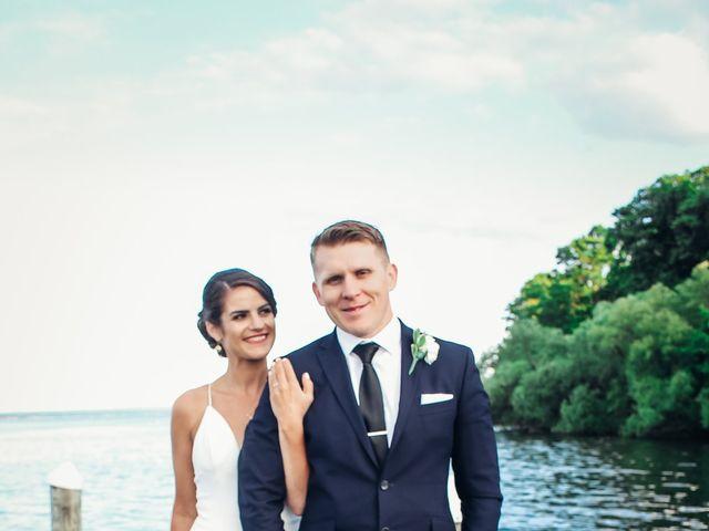 Dennis and Michaeelena's Wedding in Geneva, New York 37