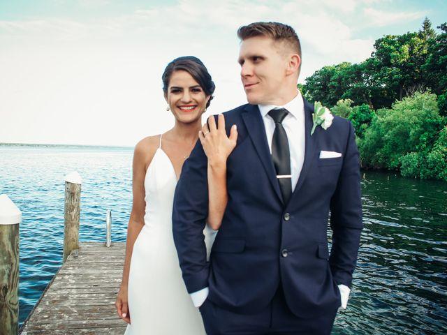Dennis and Michaeelena's Wedding in Geneva, New York 38