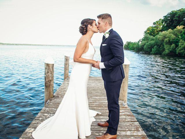 Dennis and Michaeelena's Wedding in Geneva, New York 42