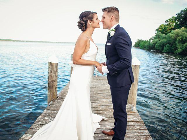 Dennis and Michaeelena's Wedding in Geneva, New York 43