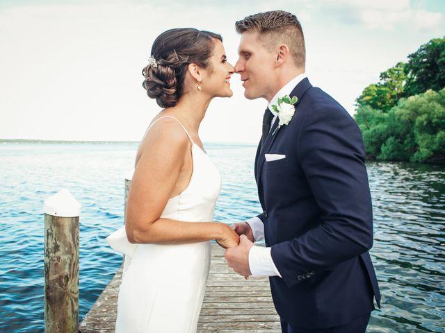 Dennis and Michaeelena's Wedding in Geneva, New York 44