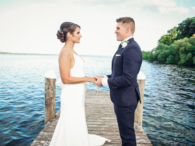 Dennis and Michaeelena's Wedding in Geneva, New York 45