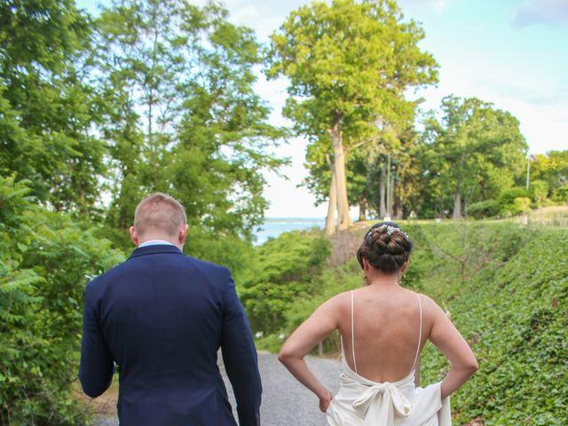 Dennis and Michaeelena's Wedding in Geneva, New York 47