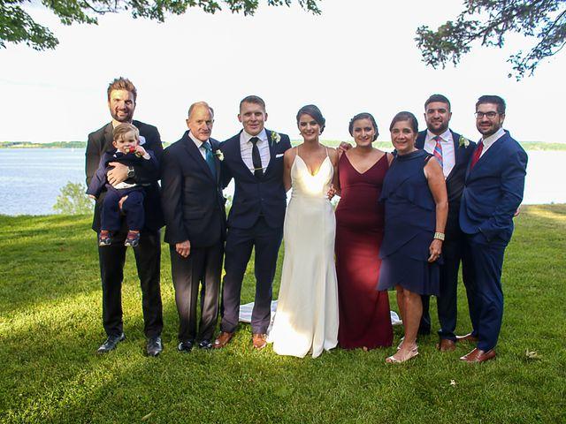 Dennis and Michaeelena's Wedding in Geneva, New York 48