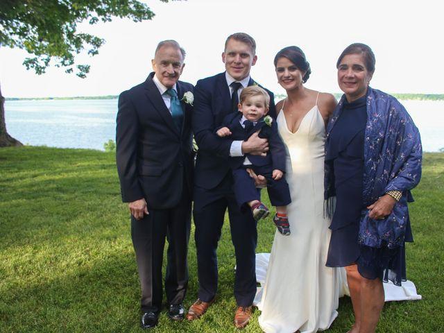 Dennis and Michaeelena's Wedding in Geneva, New York 50