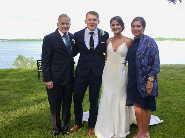 Dennis and Michaeelena's Wedding in Geneva, New York 51