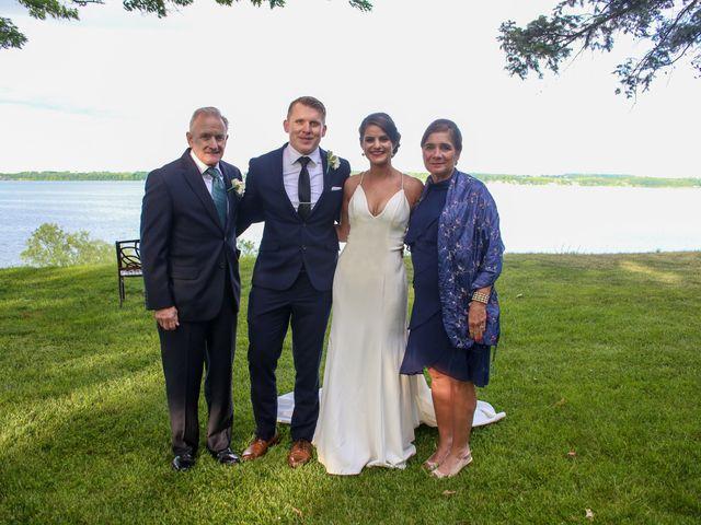 Dennis and Michaeelena's Wedding in Geneva, New York 52