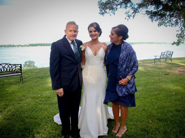 Dennis and Michaeelena's Wedding in Geneva, New York 56