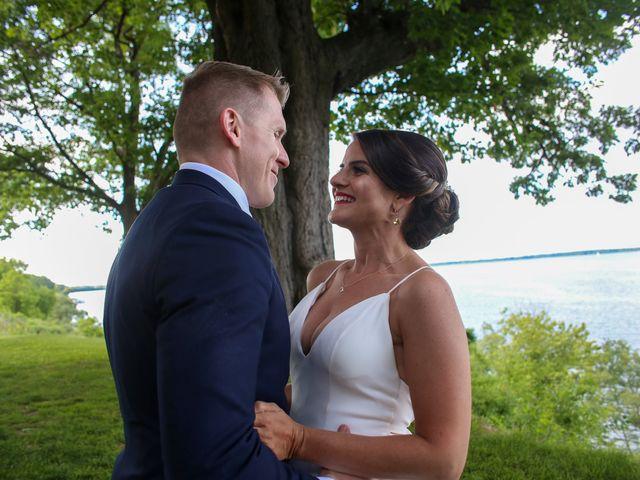 Dennis and Michaeelena's Wedding in Geneva, New York 63