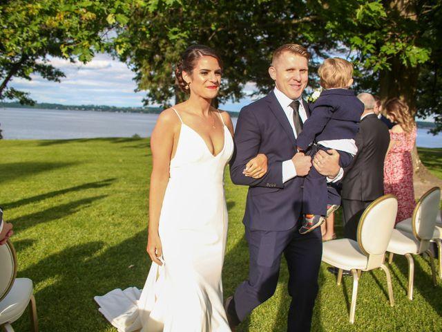 Dennis and Michaeelena's Wedding in Geneva, New York 79