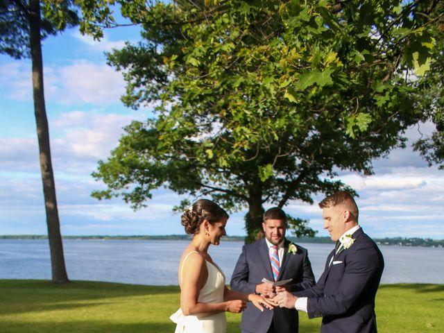 Dennis and Michaeelena's Wedding in Geneva, New York 84