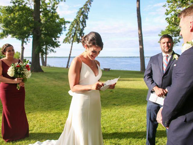Dennis and Michaeelena's Wedding in Geneva, New York 91