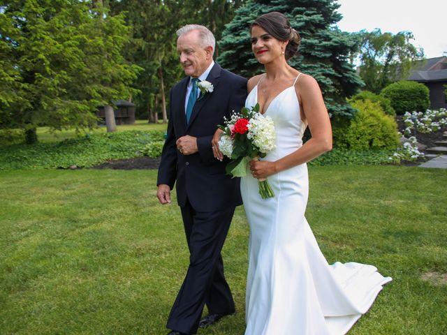 Dennis and Michaeelena's Wedding in Geneva, New York 99