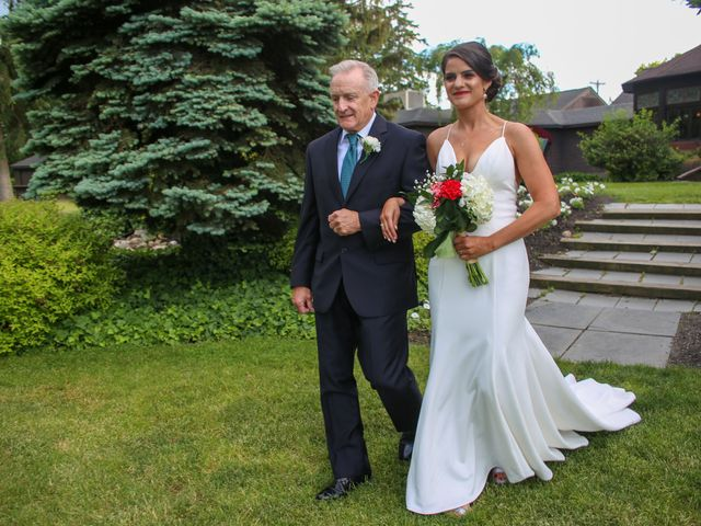 Dennis and Michaeelena's Wedding in Geneva, New York 100