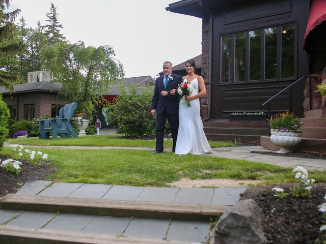 Dennis and Michaeelena's Wedding in Geneva, New York 101