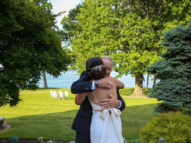 Dennis and Michaeelena's Wedding in Geneva, New York 121