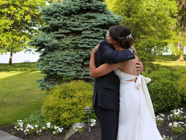 Dennis and Michaeelena's Wedding in Geneva, New York 122