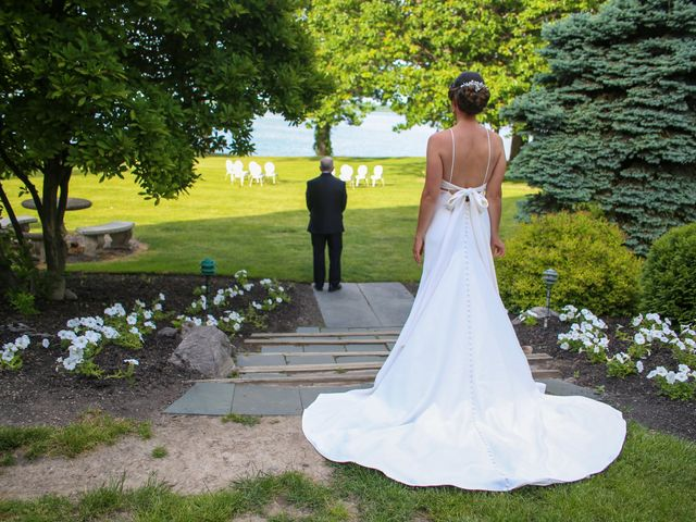 Dennis and Michaeelena's Wedding in Geneva, New York 124