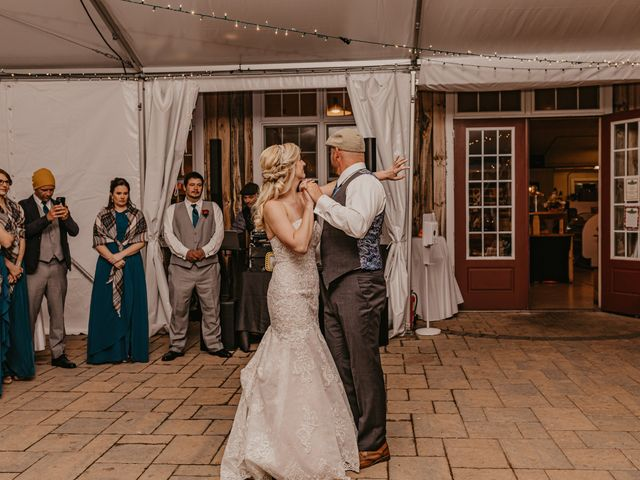 Jason and Catherine's Wedding in Worcester, Massachusetts 5
