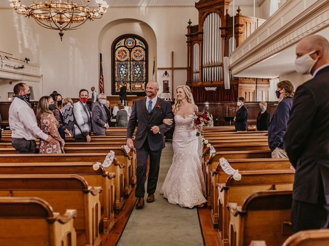 Jason and Catherine's Wedding in Worcester, Massachusetts 32