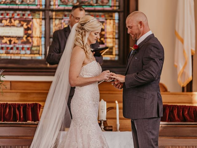 Jason and Catherine's Wedding in Worcester, Massachusetts 33