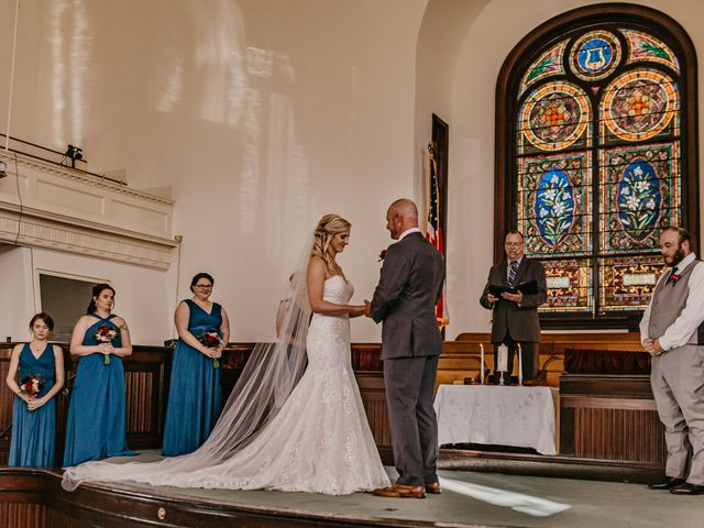 Jason and Catherine's Wedding in Worcester, Massachusetts 35