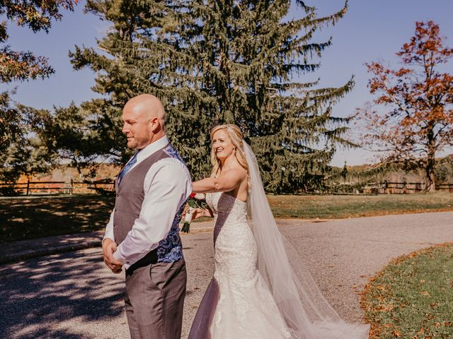 Jason and Catherine's Wedding in Worcester, Massachusetts 38