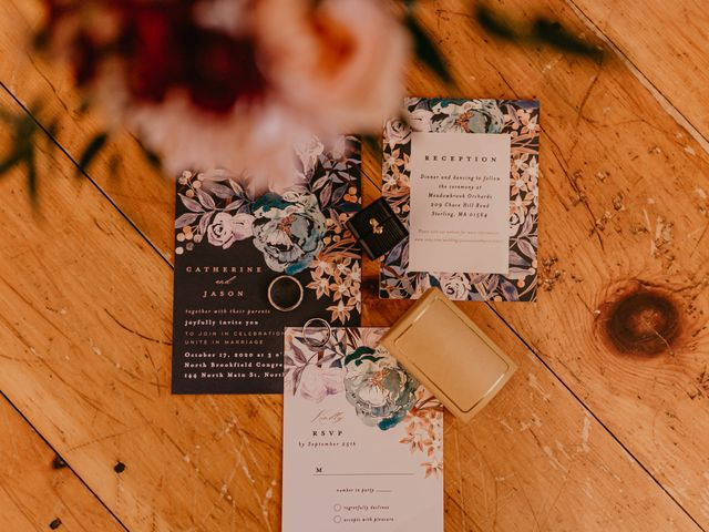 Jason and Catherine's Wedding in Worcester, Massachusetts 48
