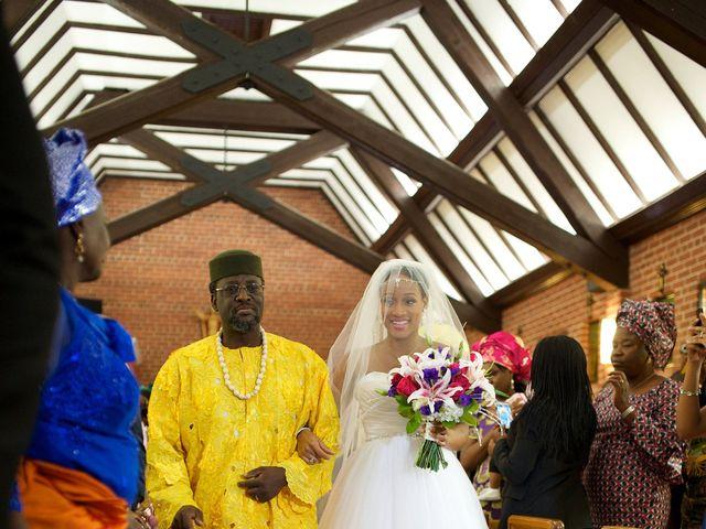 Chika and Joseph's Wedding in Greensboro, North Carolina 15
