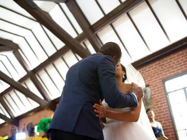Chika and Joseph's Wedding in Greensboro, North Carolina 17