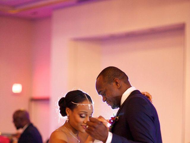 Chika and Joseph's Wedding in Greensboro, North Carolina 26