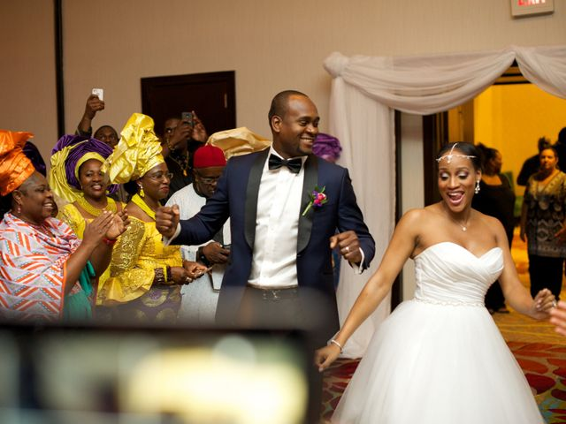 Chika and Joseph's Wedding in Greensboro, North Carolina 24