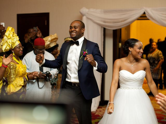 Chika and Joseph's Wedding in Greensboro, North Carolina 25