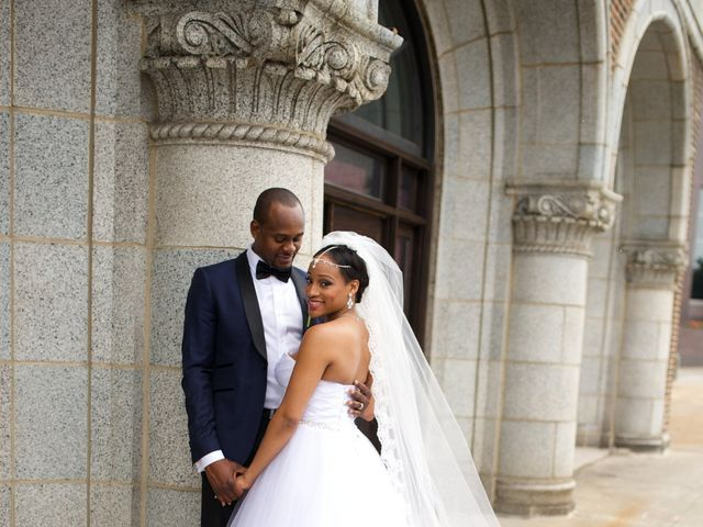 Chika and Joseph's Wedding in Greensboro, North Carolina 1