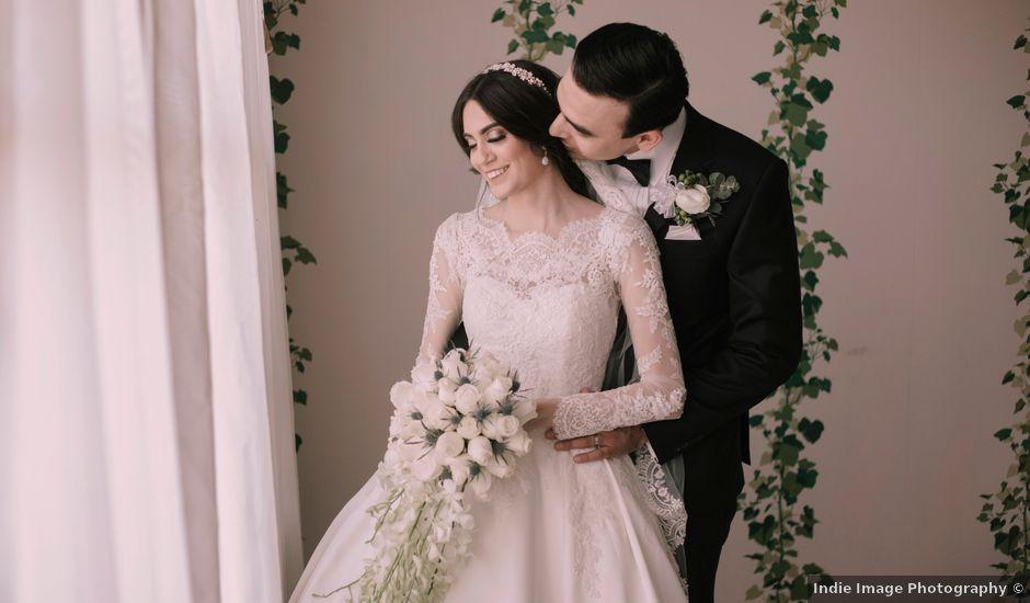 Cristobal and Diana's Wedding in McAllen, Texas