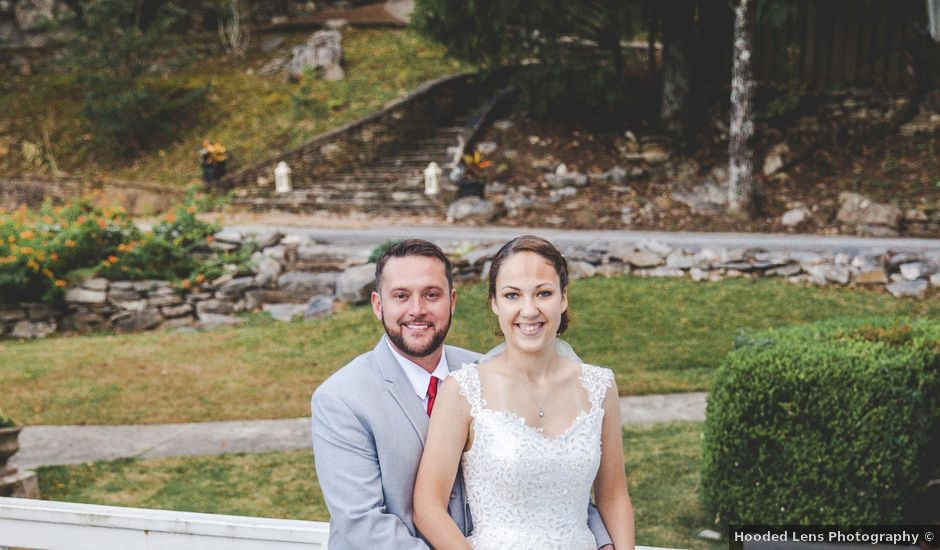 Cameron and Keyanna's Wedding in Huntsville, Alabama