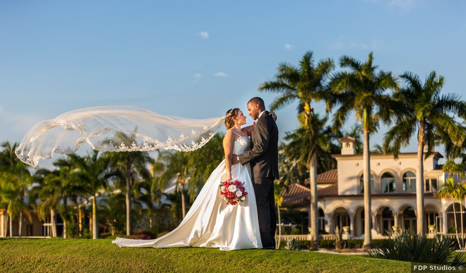 Ramone and Thalia's Wedding in West Palm Beach, Florida