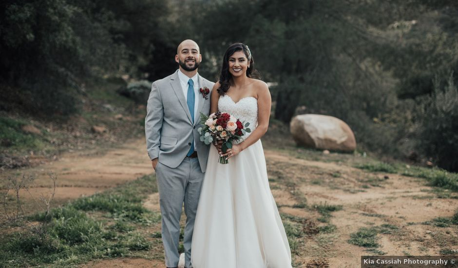 Erick and Viri's Wedding in Pala, California