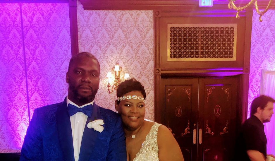 Jermaine  and Kellie 's Wedding in Hunt Valley, Maryland