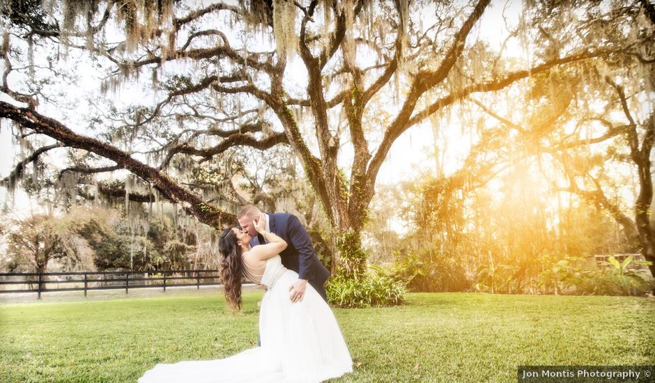 Rex and Yudy's Wedding in Thonotosassa, Florida