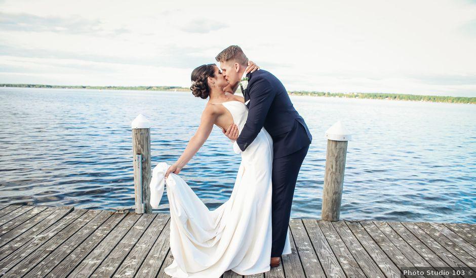 Dennis and Michaeelena's Wedding in Geneva, New York