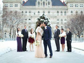 Lauren and Rushad's Wedding in Albany, New York 4